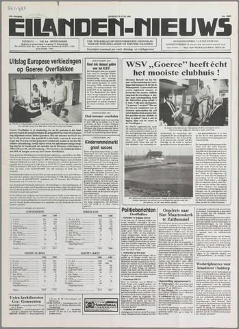 Eilanden-nieuws. Christelijk streekblad op gereformeerde grondslag 1989-06-20