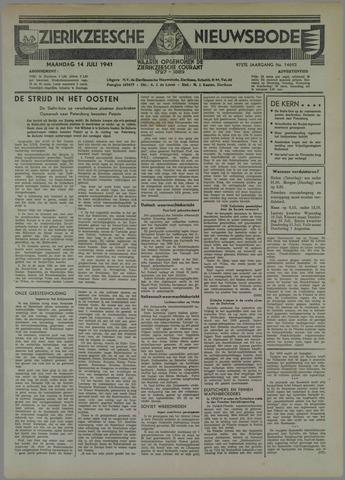 Zierikzeesche Nieuwsbode 1941-07-17