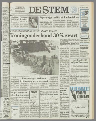 de Stem 1985-01-11