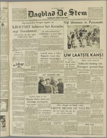 de Stem 1955-07-26