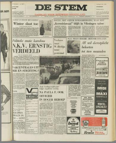 de Stem 1970-12-22