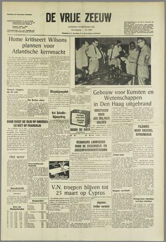de Vrije Zeeuw 1964-12-19