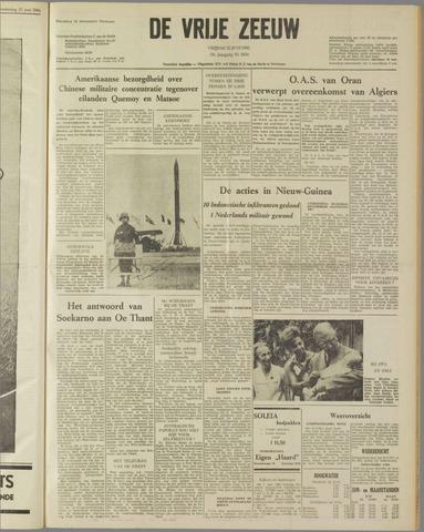 de Vrije Zeeuw 1962-06-22