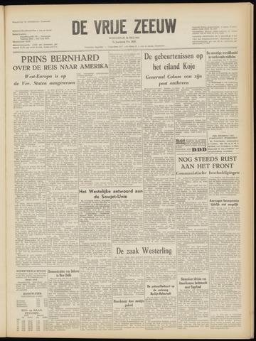 de Vrije Zeeuw 1952-05-14