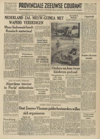 Provinciale Zeeuwse Courant 1961-04-07