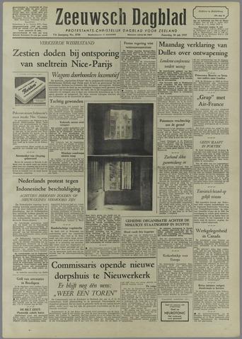 Zeeuwsch Dagblad 1957-07-20