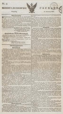 Middelburgsche Courant 1834-01-21