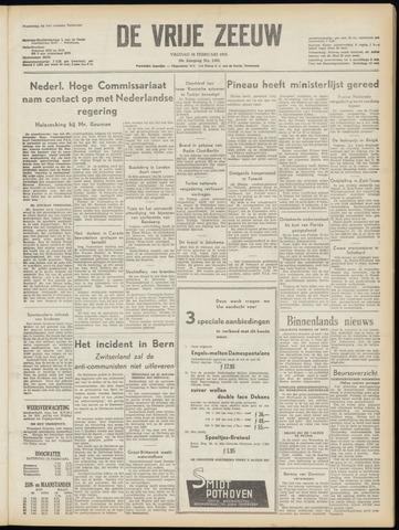 de Vrije Zeeuw 1955-02-18