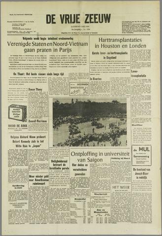 de Vrije Zeeuw 1968-05-04