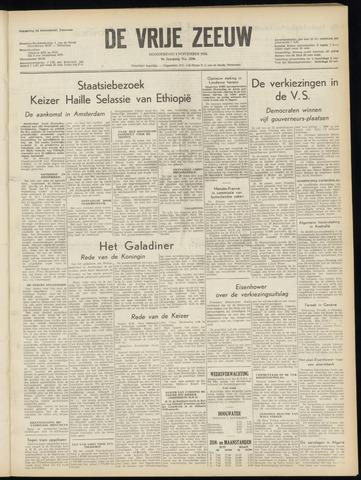 de Vrije Zeeuw 1954-11-04