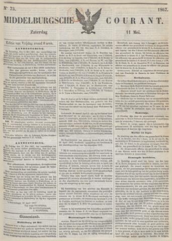 Middelburgsche Courant 1867-05-11