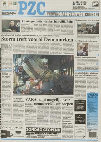 Provinciale Zeeuwse Courant 1999-12-04