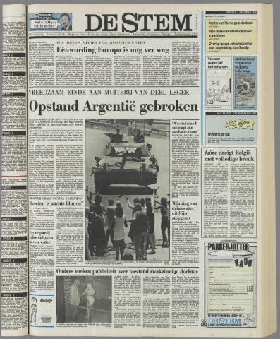de Stem 1988-12-05