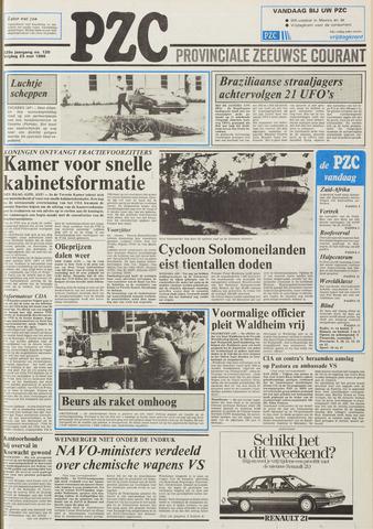 Provinciale Zeeuwse Courant 1986-05-23