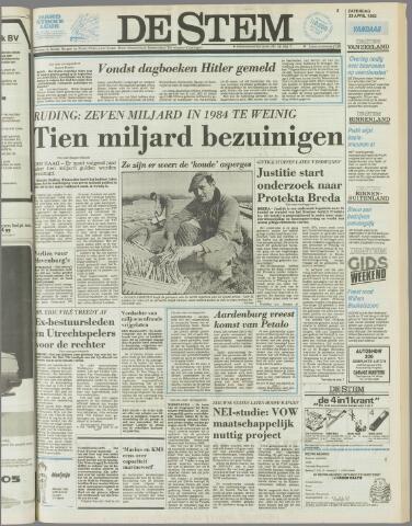 de Stem 1983-04-23