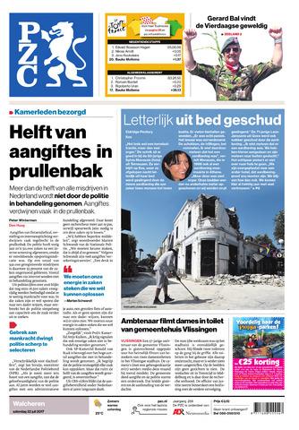 Provinciale Zeeuwse Courant 2017-07-22