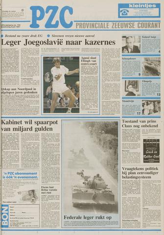 Provinciale Zeeuwse Courant 1991-07-04