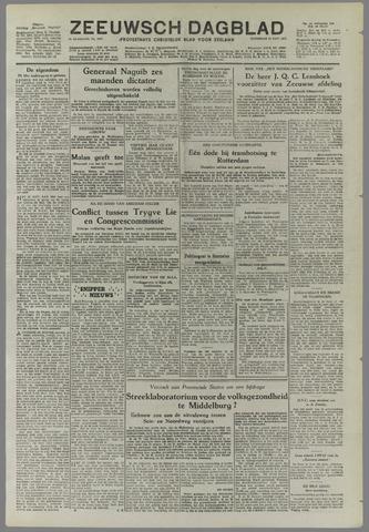 Zeeuwsch Dagblad 1952-11-15