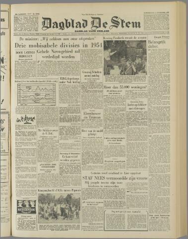 de Stem 1952-11-13