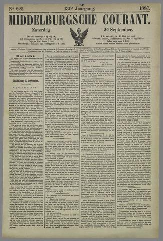Middelburgsche Courant 1887-09-24