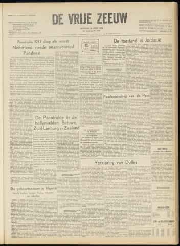 de Vrije Zeeuw 1957-04-23