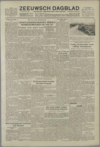 Zeeuwsch Dagblad 1950-10-21