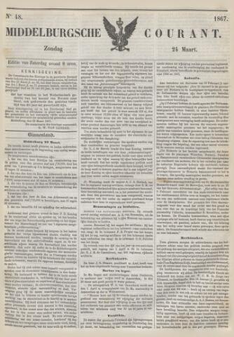 Middelburgsche Courant 1867-03-24