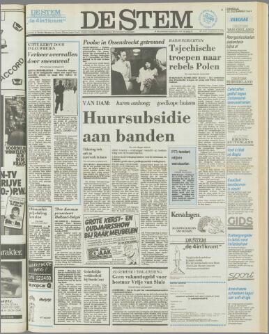 de Stem 1981-12-22