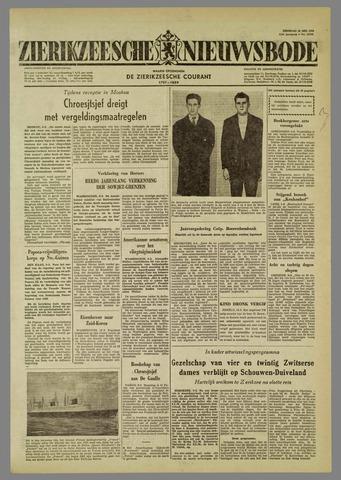 Zierikzeesche Nieuwsbode 1960-05-10