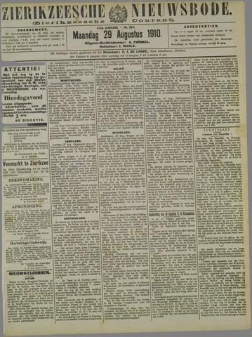 Zierikzeesche Nieuwsbode 1910-08-29