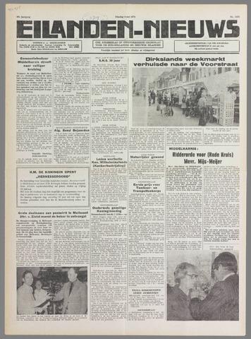 Eilanden-nieuws. Christelijk streekblad op gereformeerde grondslag 1976-05-04