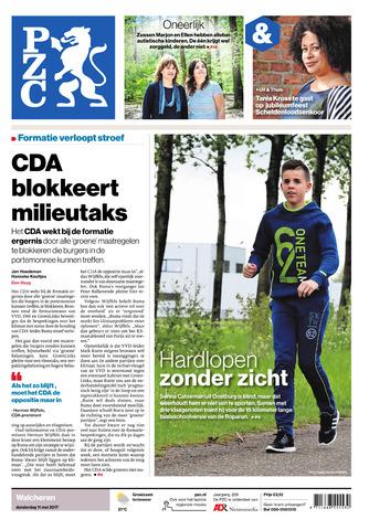 Provinciale Zeeuwse Courant 2017-05-11