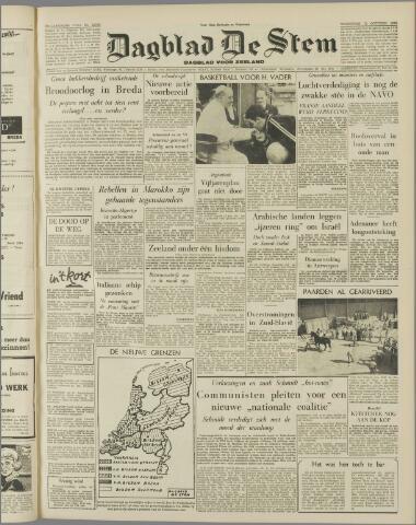 de Stem 1955-10-12