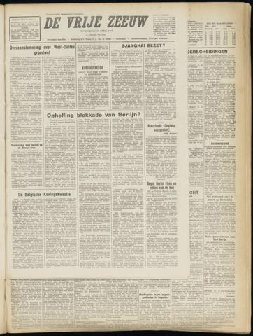 de Vrije Zeeuw 1949-04-27