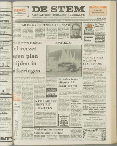 de Stem 1980-06-09