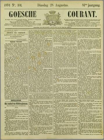 Goessche Courant 1894-08-28