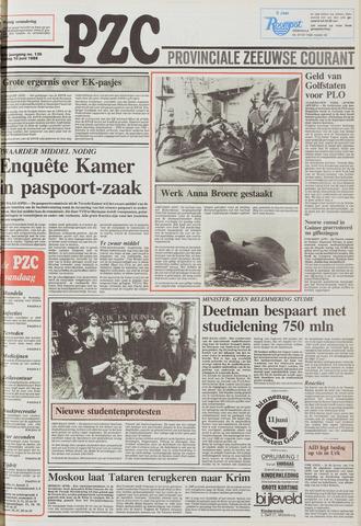 Provinciale Zeeuwse Courant 1988-06-10
