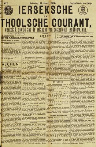 Ierseksche en Thoolsche Courant 1902-03-29