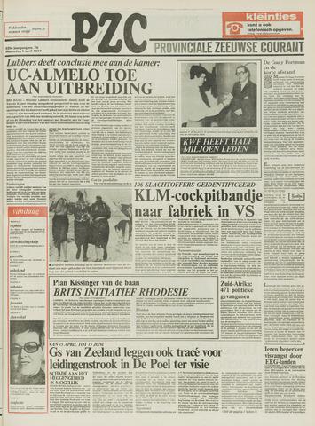 Provinciale Zeeuwse Courant 1977-04-06