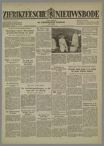 Zierikzeesche Nieuwsbode 1954-03-26