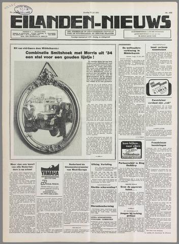 Eilanden-nieuws. Christelijk streekblad op gereformeerde grondslag 1978-07-18
