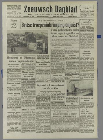 Zeeuwsch Dagblad 1957-05-07