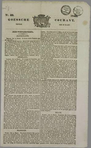 Goessche Courant 1840-03-20