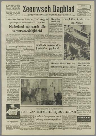 Zeeuwsch Dagblad 1957-11-22