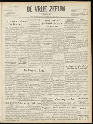 de Vrije Zeeuw 1954-09-20