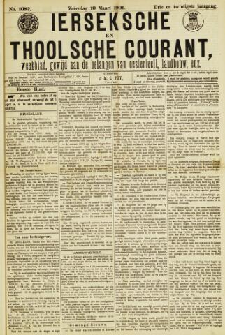 Ierseksche en Thoolsche Courant 1906-03-10
