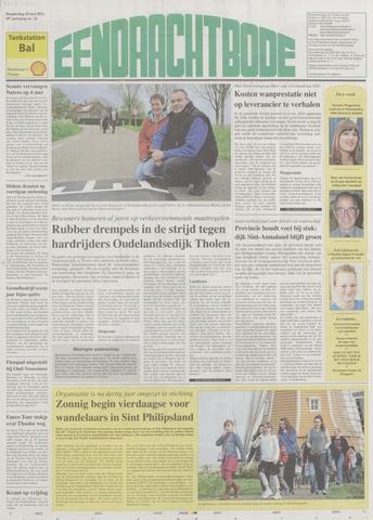 Eendrachtbode (1945-heden)/Mededeelingenblad voor het eiland Tholen (1944/45) 2012-05-10