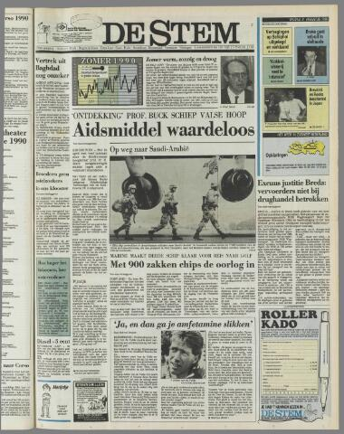 de Stem 1990-08-31