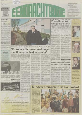 Eendrachtbode (1945-heden)/Mededeelingenblad voor het eiland Tholen (1944/45) 2003-12-23