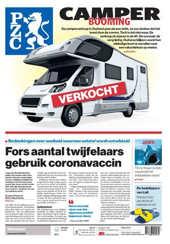 Provinciale Zeeuwse Courant 2020-07-08